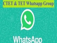CTET/TET Whatsapp Group