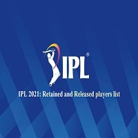 IPL 2021: Retained and Released players list